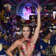 Juju Salimeni contou que não faz sexo antes dos desfiles de carnaval: 'Para não ficar desgastada'