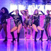 Show do grupo Rouge em SP é marcado por lágrimas, euforia e sensualidade. Fotos!