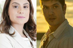 'O Outro Lado do Paraíso': Tônia dá golpe da barriga e se casa com Bruno