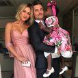 Fabiula Nascimento elogiou Gagliasso e Ewbank: 'Mais puro amor tem sorriso arrasador! Todo o meu apoio a essa família que também me adotou'