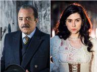 'Tempo de Amar': José Augusto admite ser pai de Tereza e amante de Delfina