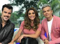 Juliana Paes rebola na TV, pede para rever cena de biquíni e agita web: 'Rainha'