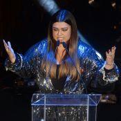 Preta Gil lembra casos de assédio na TV em prêmio para mulheres: 'Muita luta'
