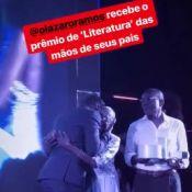 Emoção de Lázaro Ramos e discurso feminista de Anitta marcam premiação. Confira!