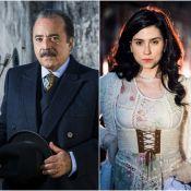 Tereza em 'Tempo de Amar', Olivia Torres reprova José Augusto: 'É um vilão'