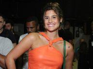 Giulia Costa muda o visual e adota cabelo loiro: 'Gosto de estar diferente'