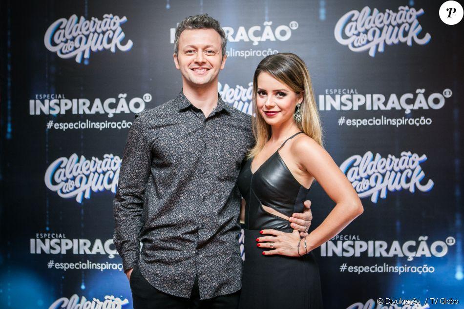 Sandy conta que pediu Lucas Lima em namoro, no 'Estrelas do Brasil', em 2 de dezembro de 2017
