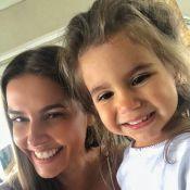 Deborah Secco festeja 2 anos da filha, Maria Flor: 'Me ensina a ser melhor'