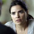 Na novela 'Pega Pega', Antônia (Vanessa Giácomo) pergunta a Eric (Mateus Solano) se há a possibilidade de Mirella (Marina Rigueira) e Athaíde (Reginaldo Faria) terem tido um caso no capítulo que vai ao ar na segunda-feira, 11 de dezembro de 2017