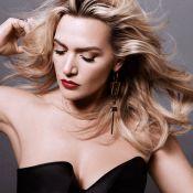 Kate Winslet faz ensaio sensual e fala do retorno ao cinema após dar à luz