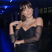 Anitta conta por que não teve casamento na igreja: 'Sou uma pessoa discreta'