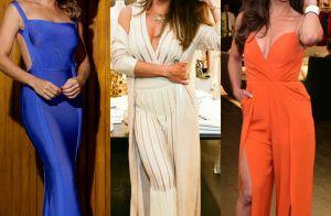 Fendas, curvas, decotes e mais! Confira 20 looks poderosos da atriz Juliana Paes