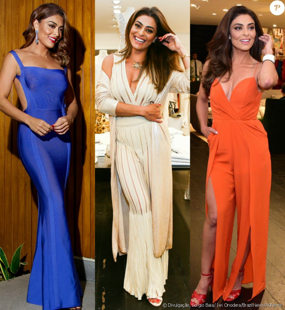 a318507375 Juliana Paes arrasa com looks com fendas e decotes. Veja 20 ...