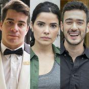 'Pega Pega': Antônia acaba o namoro com Domênico e assume paixão por Júlio