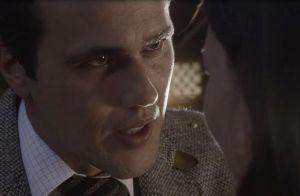 'Tempo de Amar': Vicente pede Maria Vitória em casamento e ela aceita