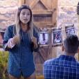 Marcos Härter se desenteu diversas vezes com Flávia Viana durante o confinamento no reality show 'A Fazenda' e disse a ela que já tinha entendido seu jogo