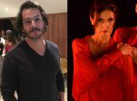 Túlio Gadêlha elogia Fátima Bernardes durante dança: 'Linda de vermelho'