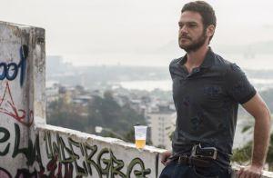 Emilio Dantas diz que Rubinho foi tema de festa infantil: 'Bolo de metralhadora'
