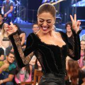 Juliana Paes é eleita Melhor Atriz de 2017 pela APCA. Veja os premiados da TV!