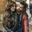 Alice (Giovanna Antonelli) e Mário (Bruno Gagliasso) transformaram a amizade em um grande amor na novela 'Sol Nascente'