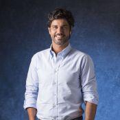 Bruno Cabrerizo aprendeu a cuidar do cabelo com ex-namoradas: 'Ajudaram muito'