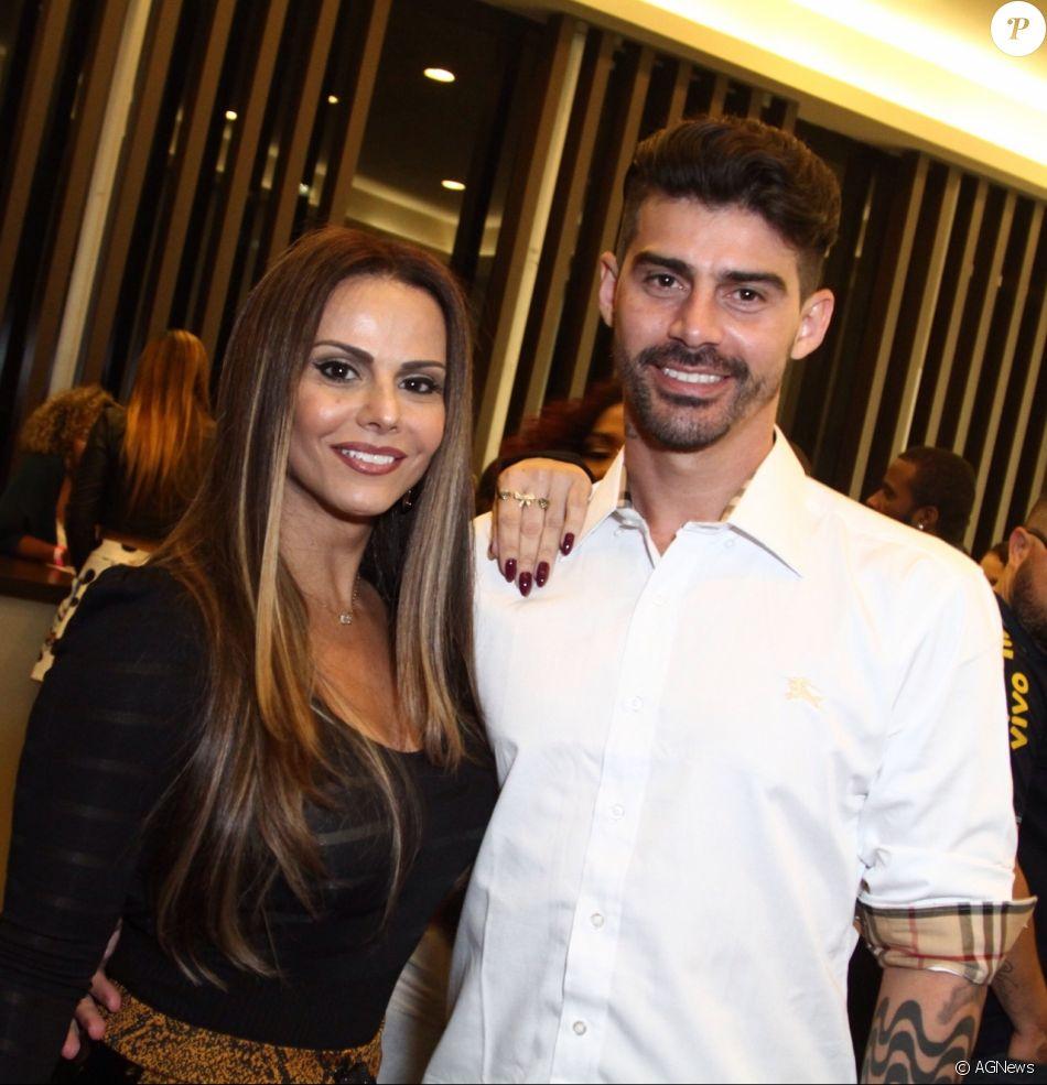 Ex-noivo de Viviane Araujo, Radamés Martins briga com atriz por imóvel no Rio de Janeiro