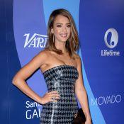 Jessica Alba afirma que não faz dieta para manter boa forma: 'Não me privo'