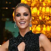 Ana Hickmann usa bom humor após ser criticada na web: 'Tenho bumbumzinho'