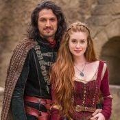 Marina Ruy Barbosa elogia par romântico de 'Deus Salve o Rei': 'Muito talentoso'