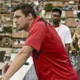 Cauã Reymond viveu um chefe do tráfico no filme 'Alemão'