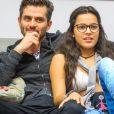 Marcos Härter disse que está 'aberto para conversa' com Emilly Araújo