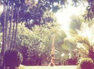 Grazi Massafera mostra elasticidade ao fazer ioga: 'Só fiz uma aula'. Vídeo!