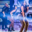 Anitta lançou 'Paradinha' pela 1ª na TV e estreou equipe de balé com bailarina plus size, em junho de 2017