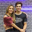 Par da bailarina Mayara Araújo, Nicolas Prattes quer surpreender o público mais uma vez: 'Marcante'