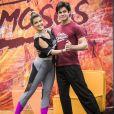 Finalista de 'Dança', Lucas Veloso fala sobre namoro com Nathalia Veloso: 'Não influencia'