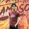 Lucas Veloso vibra com torcida na final do 'Dança dos Famosos': 'Sinto um carinho enorme do público desde que entrei no Dança dos Famosos. As pessoas me reconhecem, pedem pra fazer selfie, e eu adoro'