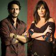 Laerte (Raphael Vianna) é assassinado por Sophia (Marieta Severo) e Duda (Gloria Pires) assume o crime para livrar Clara (Bianca Bin) da acusação, na novela 'O Outro Lado do Paraíso'