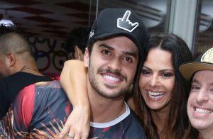 Namorado elogia Viviane Araujo em foto: 'Tenho muito orgulho de você, linda'