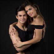 Nathalia Melo não teve medo ao assumir namoro com Lucas Veloso: 'Verdadeiro'