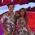 Nicolas Prattes e Mayara Araújo perderam o 'Dança dos Famosos' por um ponto