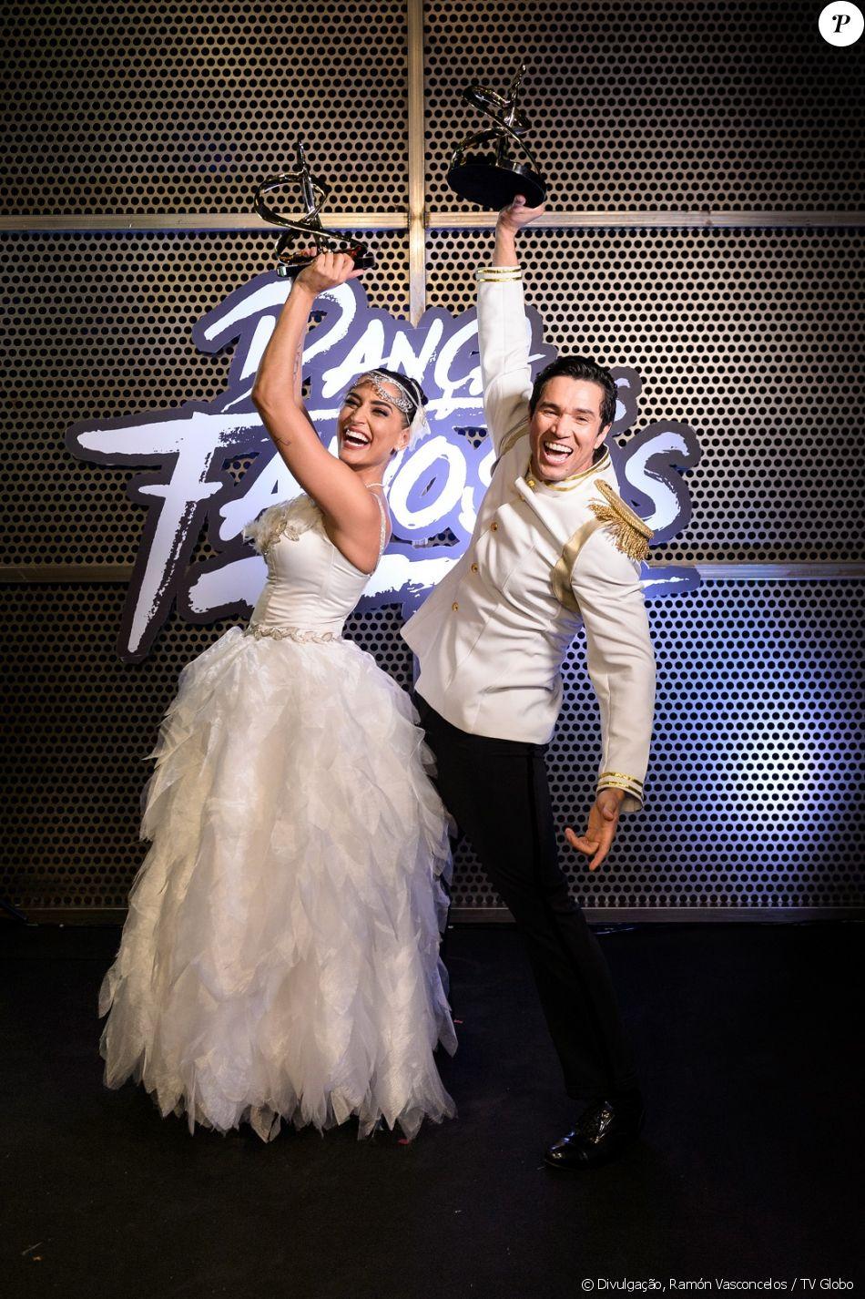 Maria Joana vence o 'Dança dos Famosos', em 17 de dezembro de 2017