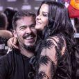 Sertaneja Maraísa apaga foto com declaração romântica para o noivo, Wendell Vieira