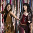 'Malhação - Viva a Diferença': Samantha (Giovanna Grigio) toma iniciativa e beija Lica (Manoela Aliperti): 'Não sei onde isso vai dar, mas não tô nem aí'