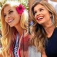 Assim como Cécile e Xuxa, a Miss Dinamarca Christina Mikkelsen impressionou os fãs de Grazi Massafera por sua semelhança com a atriz