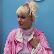 Back to the 80s: designer de moda holandesa é a cara de Xuxa Meneghel. Fotos!