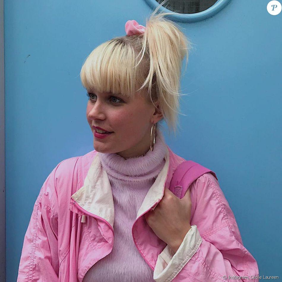 A holandesa Cécile Laureen é a cara de Xuxa Meneghel na década de 80/90!