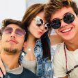 Larissa Manoela está namorando o ator Leo Cidade