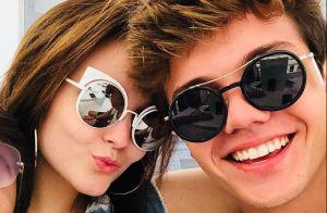 Namorado de Larissa Manoela, Leo Cidade fala sobre relacionamento: 'Discrição'