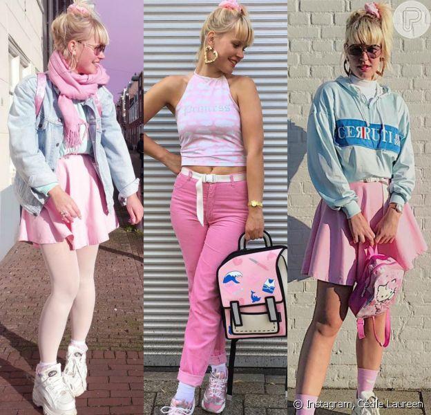 Confira o estilo de Cécile Laureen, sósia holandesa de Xuxa Meneghel!
