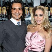 André Gonçalves esclarece foto com morena em bar: 'É uma amiga. Continuo casado'
